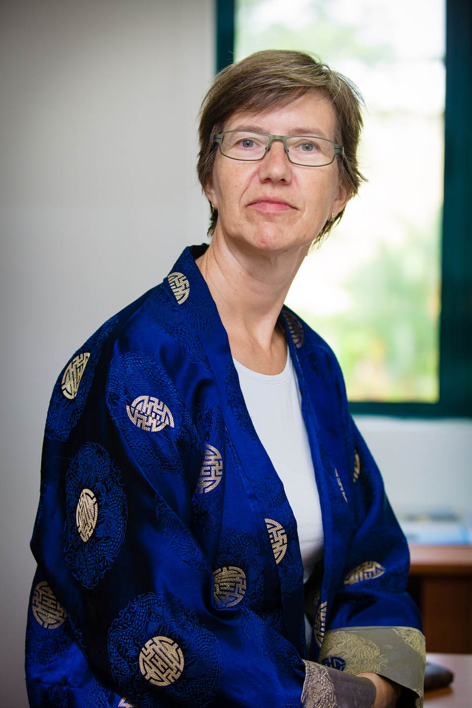 Rev Nelly van Kampen