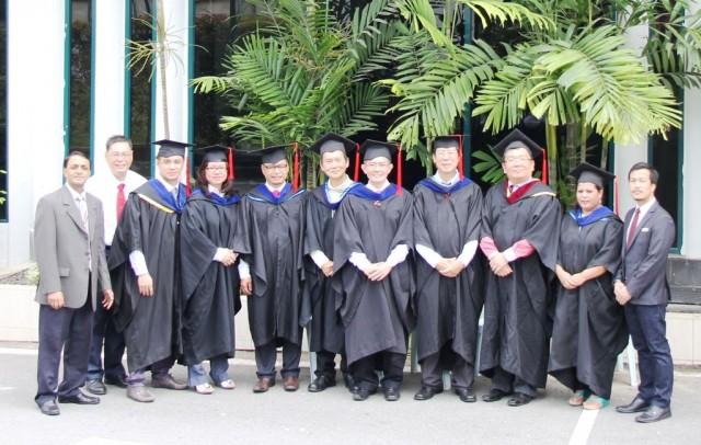 2014 Graduands