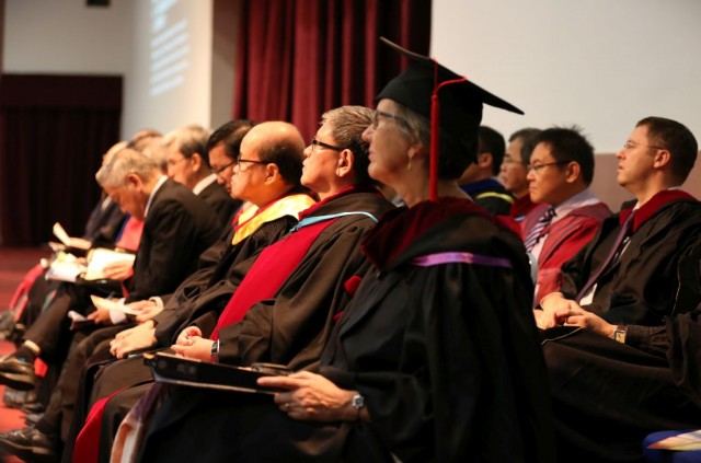 Graduation Service
